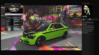 How to make princess bubble gum  car gta5