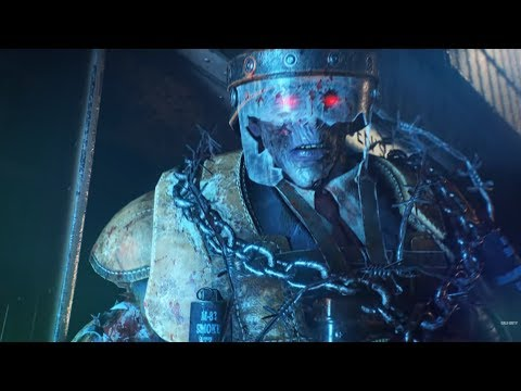 Blood of the Dead Cinematic Intro Cutscene (Black Ops 4 Zombies)