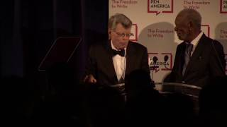 2018 Literary Gala: Stephen King Receives Literary Service Award