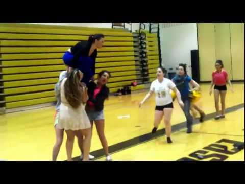 Fun Games To Play At Cheer Practice