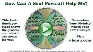 How Can A Soul Portrait Help Me? Watch this 4-min timelapse!