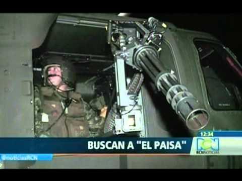 Curso Avanzado de Combate del Ejército Nacional de Colombia