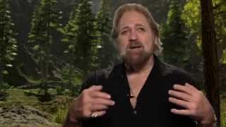 Dan Haggerty talks about being Grizzly Adams (FULL INTERVIEW)