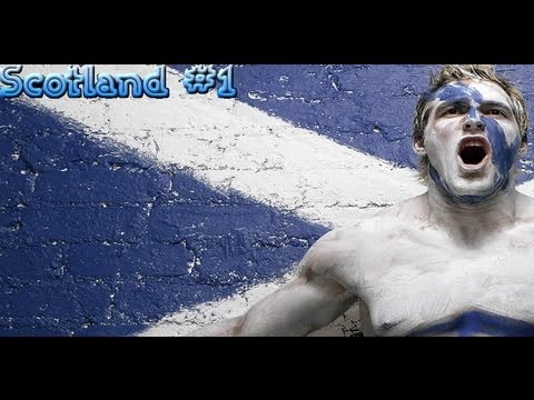 Napoleon Total War- Scotland Campaign Part 1