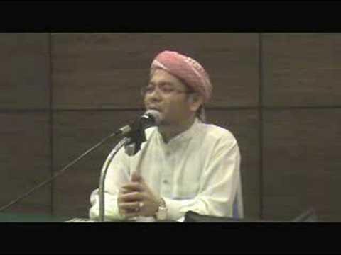 Kenapa saya pilih Masjid dan Tinggal Salib (1 dari 3)