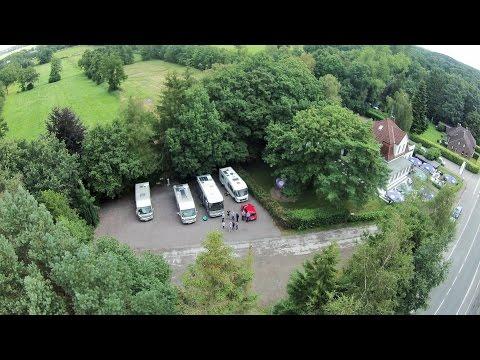 """Wohnmobil-Stellplatz """"Am Waldschlößchen"""" Nähe Jever/Friesland"""