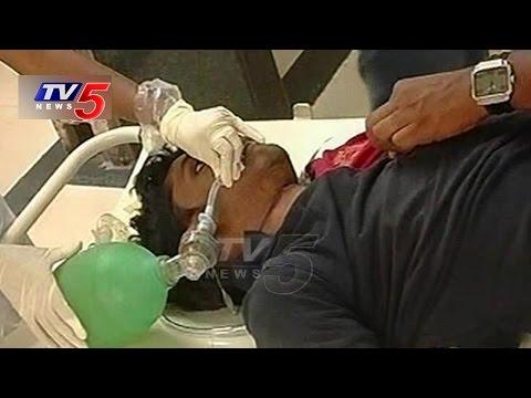 Inter Boy Hangs Himself Due to Lecturer Harassment   Kurnool   TV5 News