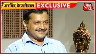 Arvind Kejriwal Exclusive Interview: BJP Lying On OROP, Stabbing Army In The Back