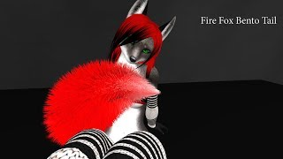 Furry market -  Fire FOX  Bento Tail