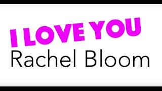 I Love You Rachel Bloom (Parody of F*** Me Ray Bradbury)