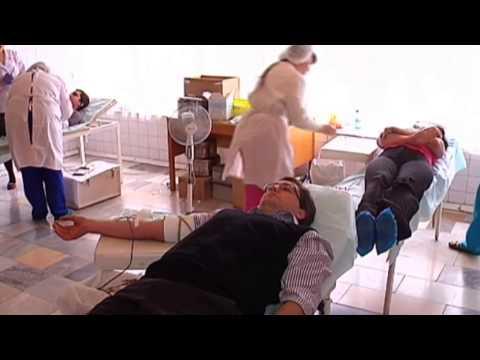 Blood Donation for Ukrainian Soldiers: Thousands of people across Ukraine help servicemen
