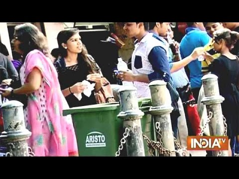 IndiaTV Mission Clean india: IndiaTV questions people over cleanliness in major cities   India Tv