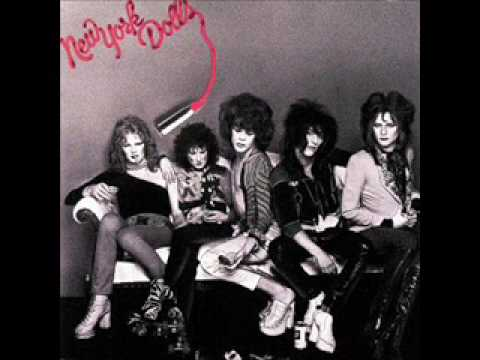 New York Dolls - Personality Crisis
