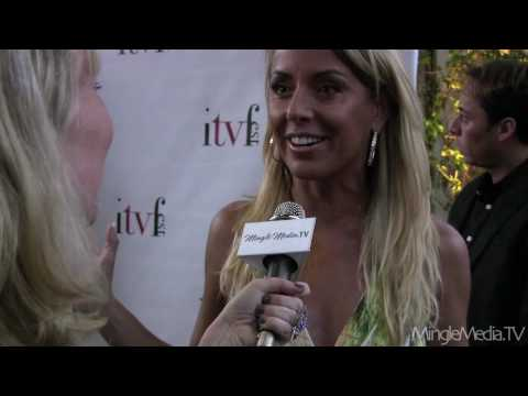 Rachel Reenstra at ITVFest Gala 2010 Red Carpet Interview Video