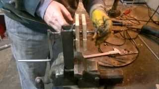 DIY VAWT  Part 1     ---Wind Generator Stator coil winding..