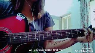 stay a little longer with me (half girlfriend) guitar chords