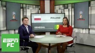 Poland 'choked' vs. Senegal in 2-1 loss at the 2018 World Cup | ESPN FC