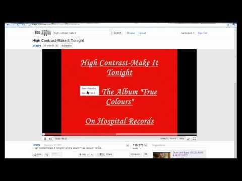 Google Chrome HTML5 video and Youtube joke