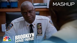 Holt's One-Liners: A Bold Personality | Season 4 | BROOKLYN NINE-NINE