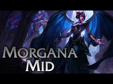 League of Legends | Victorious Morgana Mid - Full Game Commentary