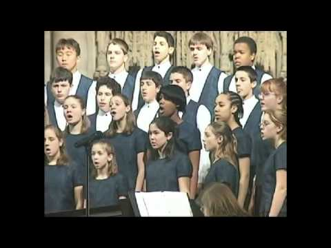 Cary Academy Middle School Mixed Chorus