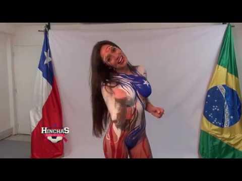 Lorena Galvez madrina de la selección thumbnail