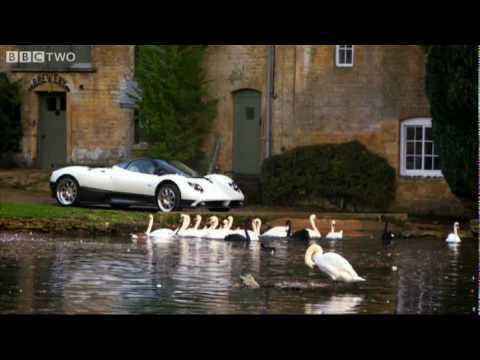 2005 Red Bull F1 Car - Top Gear - Series 14 Ep 5 Highlight - BBC Two