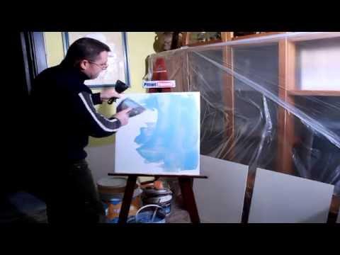 Decorare pareti di casa effetto seta – Stucco Setoso