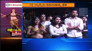 Importance Of Belly Dance: Girls Shows Interest On Belly Dance In Hyderabad