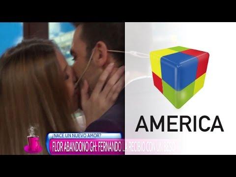 #GH2015: Los besos de Fernando