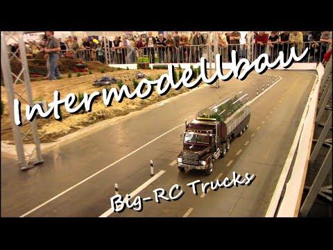 Intermodellbau Dortmund 2009 RC-Cars und RC-Trucks 1:14