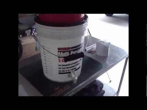 DIY: Gravity Fed Water Filtration System
