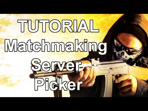 Cs matchmaking server picker