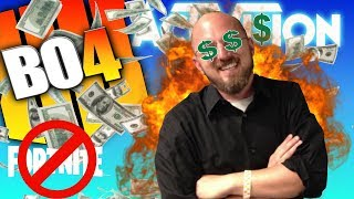 Black Ops 4 Breaks Sales Records! RIP Fortnite?