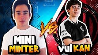 PRO vs PRO | Miniminter vs Vulkan | BEST of 5 MATCH!
