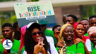 Africans  Demand Climate Action During The Global Climate Strike