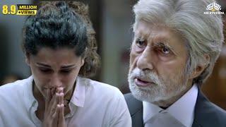 Tapsee Emotional Statement In Court   Amitabh Bachchan Case Hearing Scene 3   Pink Movie