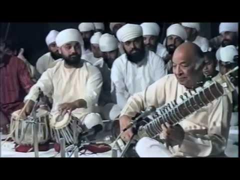 Raag Bihag - Ustad Vilayat Khan and Ustad Sukhvinder Singh Pinky Ji