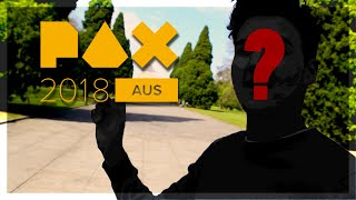 A PAX Australia 2018 Vlog, well it's more of a montage...