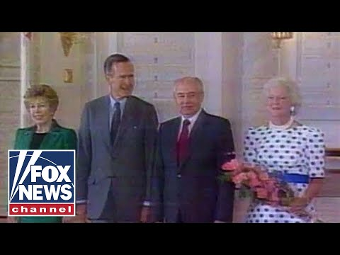 George H.W. Bush and the end of the Cold War