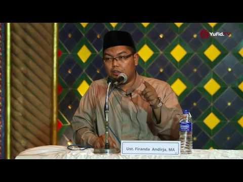 Pengajian Islam: Siapkan Kesabaran Ekstra Dalam Berdakwah - Ustadz Firanda Andirja, M.A. - Yufid.TV
