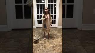 Orphan Girl Monologue