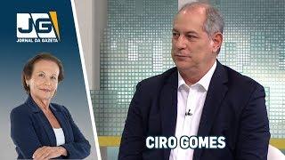 Ciro Gomes (PDT/CE), ex-governador e ex-ministro, sobre o cenário político atual