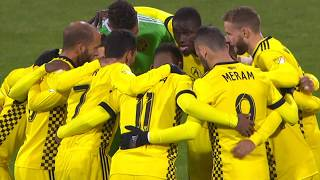 Crew SC vs NYCSC - Eastern Conference Semifinal Leg 2 - Hype Video