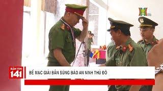 Bế mạc giải bắn súng báo An ninh Thủ đô | Nhật ký 141