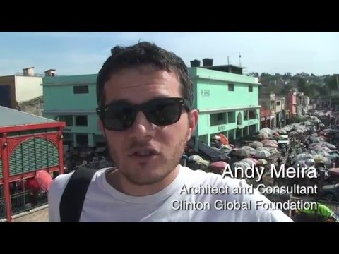 Haiti's Iron Market