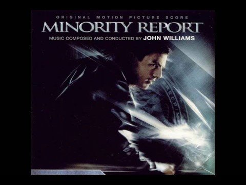 Minority Report Soundtrack- Pre-Crime to the Rescue