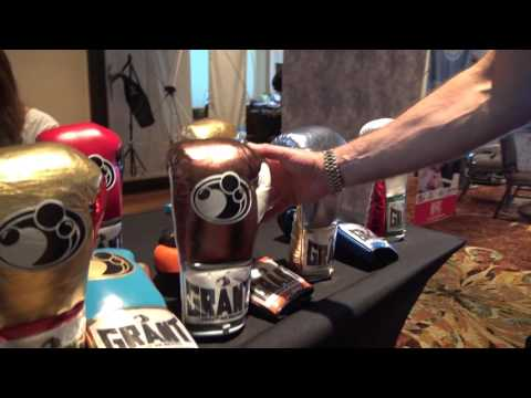 the grant boxing gloves EsNews Boxing