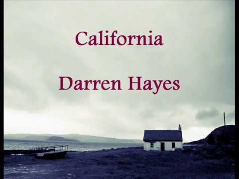 Darren Hayes - California