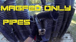 MagFed Paintball: OFFLimits-MAGFED ONLY DAY-PIPES